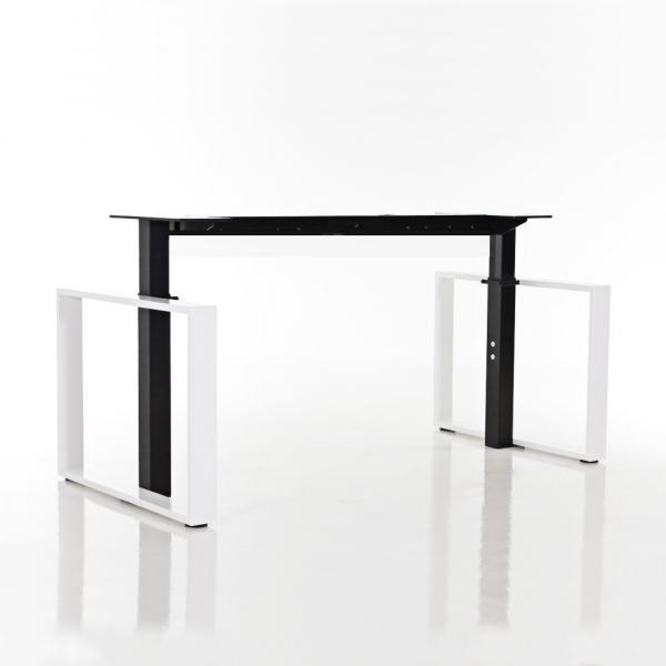 Tischgestell Inwerk M4, 640-850mm manuell höhenverstellbar