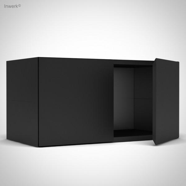 Ausstellungsstück Inwerk Masterbox ® Box mit Türen 800x400 schwarz