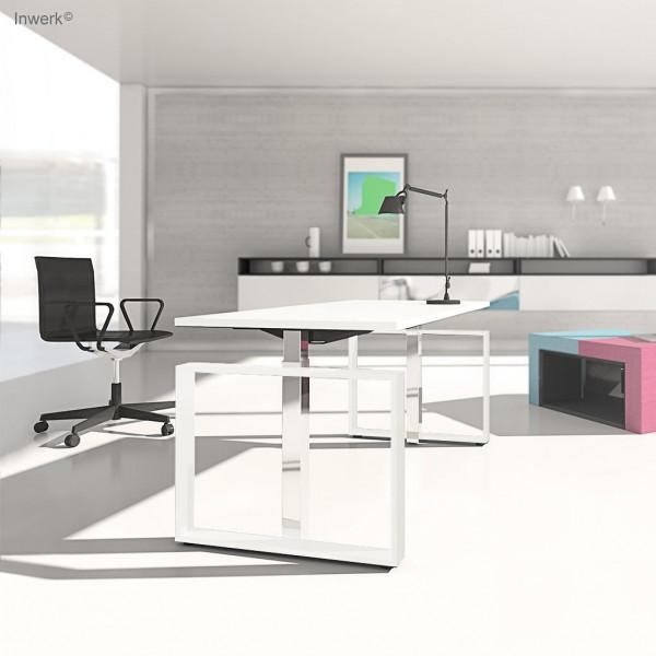 Höhenverstellbarer Schreibtisch Masterlift 4