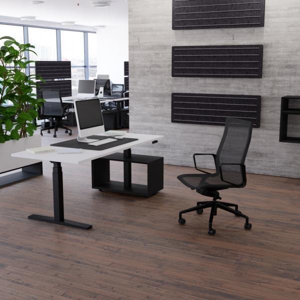 Schreibtisch höhenverstellbar Imperio® Lift Plus