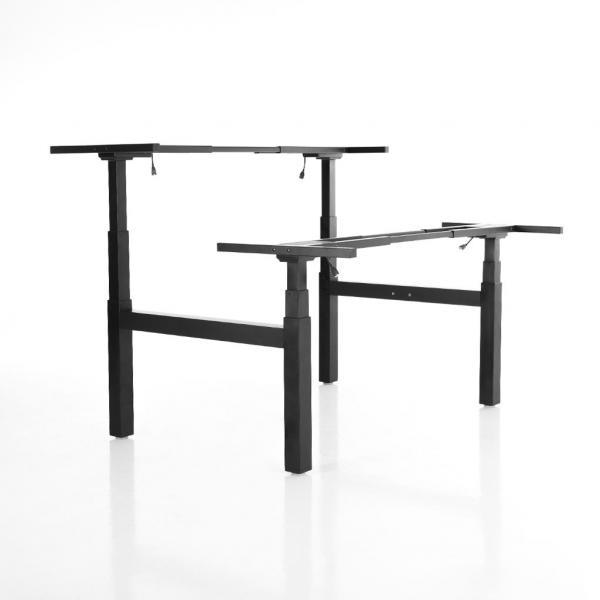 Doppelarbeitsplatz-Tischgestell elektrisch Imperio® Lift Workbench