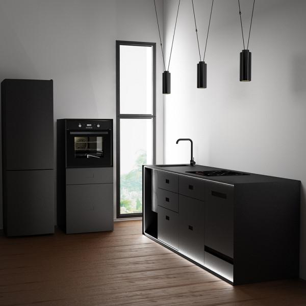 Masterbox® Küchenzeile mit Schubladen