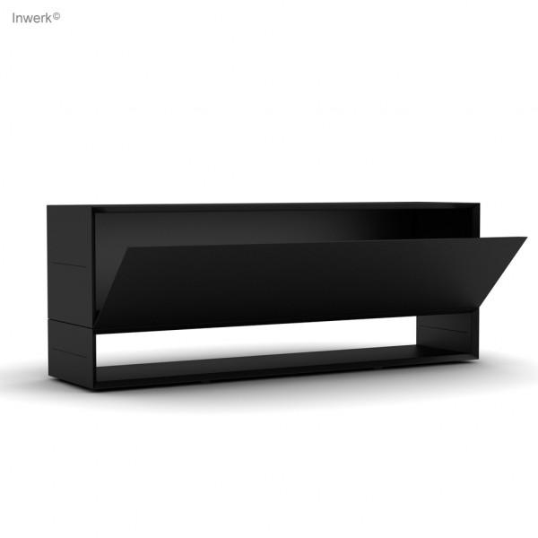 Masterbox® Lowboard mit Klappe 1600x600