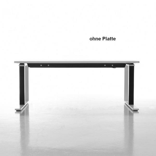 Tischgestell Inwerk M3, 650-850mm manuell höhenverstellbar