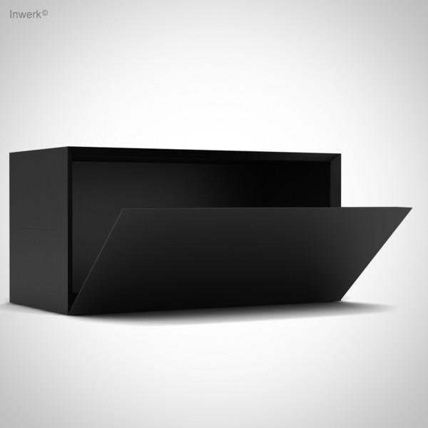 Ausstellungsstück mit leichten Gebrauchsspuren Masterbox ® Box mit Klappe B 800 x H 400
