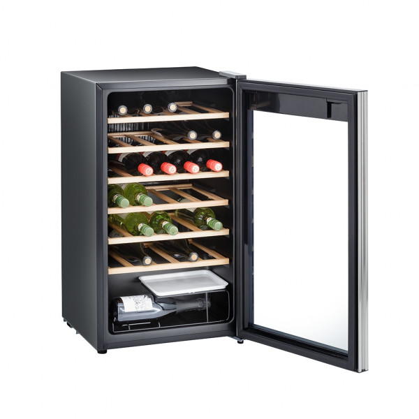 Glas-Weinkühlschrank für Inwerk Masterbox® Küche